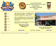 www.BigBagelCity.net - For the best bagels!